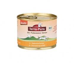 Terra-Pura Demeter Putenmenü Senior (Hund)