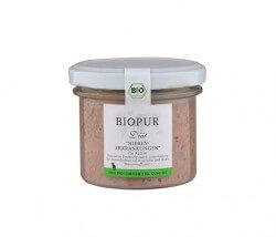 Biopur Nieren-Diätfutter im Glas