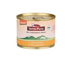 Terra-Pura Demeter Putenmenü Senior (Katze)