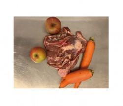 Terra-Pura Bio-Barf Rindfleischkiste 20 Kg tiefgefroren für BARFER
