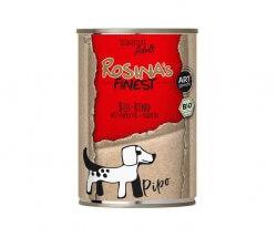 ROSINA's FINEST Leibgericht Rind mit Karotte + Hanföl
