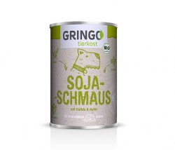 Gringo Soja-Schmaus