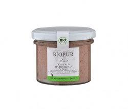 Biopur Struvit-Harnsteinen Diätfutter im Glas
