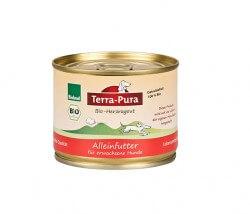 Terra-Pura Herzragout Rind (Hund)