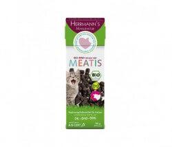 Herrmanns Meatis Bio-Rind für die Katze