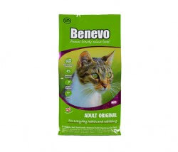 Benevo Cat Adult Original (vegan/kein Bio)