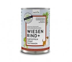 Naftie Wiesen Rind mit Kartoffel, Spinat & Pastinaken
