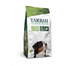 Yarrah Dog Biscuits (vegan)