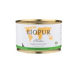 MHD-Ware Biopur Huhn, Dinkel & Zucchini