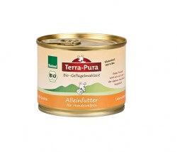 Terra-Pura Welpen Geflügelmahlzeit (Hund)