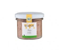 Biopur Huhn & Reis im Glas