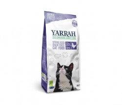 MHD-Ware Yarrah Trockenfutter Grain-Free für sterilisierte Katzen