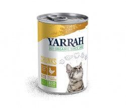 Yarrah Bröckchen Huhn