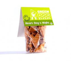 Green Dog Bakery Heart Day's Night