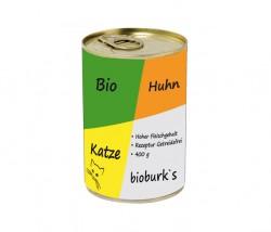 Bioburk's Huhn Katzenalleinfutter