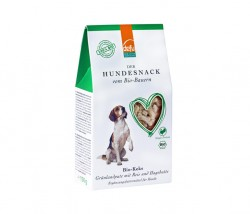 Defu Hunde-Keks Grünlandpute mit Reis und Hagebutte
