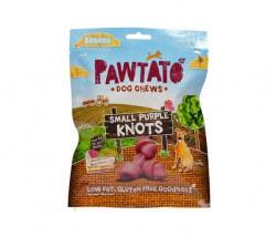Benevo Pawtato Purple Knots Small (Lila Süßkartoffel Knoten klein)