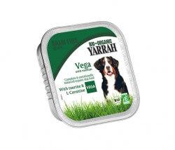 Yarrah Bröckchen Vega mit Hagebutten (vegan)