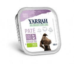 Yarrah Paté Truthahn & Aloe Vera
