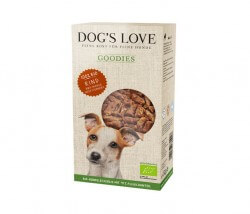 Dogs Love GOODIES Rind