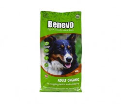 Benevo Dog Organic (vegan)