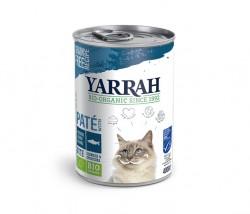 Yarrah Paté Fisch mit Spirulina & Meeresalgen