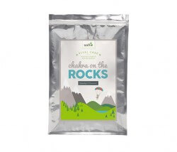 Naftie Chakra on the Rocks - Kieselgur