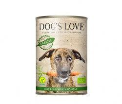 Dog's Love Greens Gartentopf Gemüse & Obst (vegan)