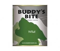 Buddy's Bite Wild Alleinfutter 42% BIO