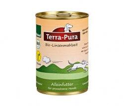 Terra-Pura Linsenmahlzeit (Hund)