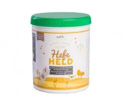 Naftie HefeHeld Bio-Melassehefepulver